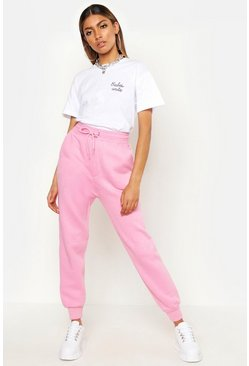 Basic Sweat Jogger, Baby pink, ЖЕНСКОЕ