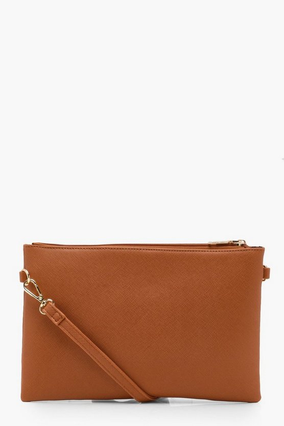 Crosshatch Cross Body