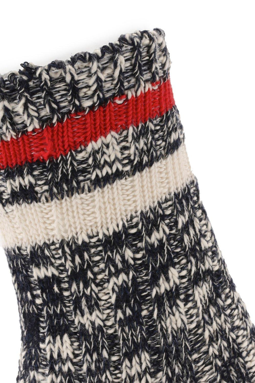 Boohoo-Erin-Sports-Stripe-Ribbed-Marl-Ankle-Socks-para-Mujer
