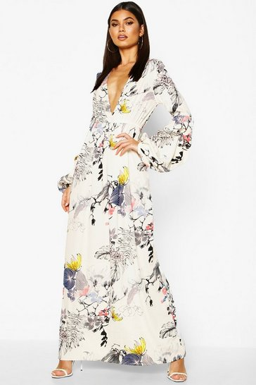 0a4efd66d Maxi Dresses | Floor Length & Long Dresses | boohoo UK