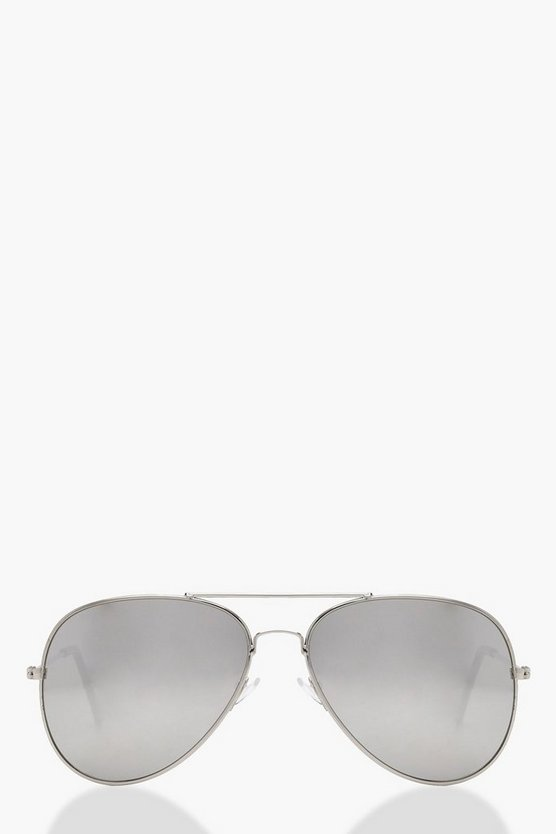 Rosina Mirrored Aviators