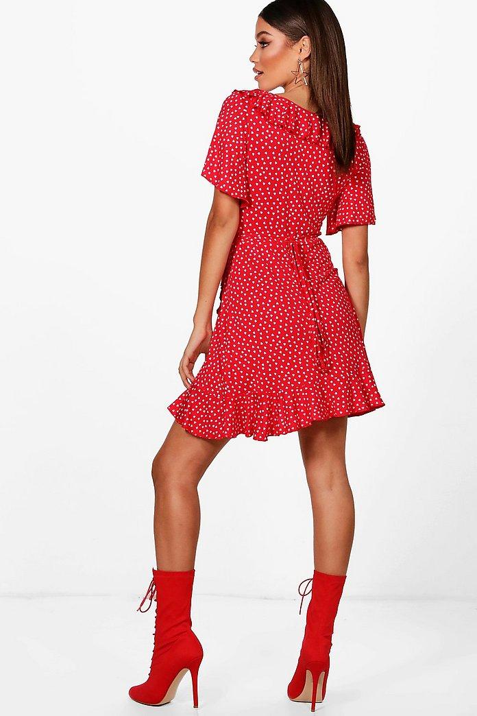 06e70644aa80 Ditsy Heart Tea Dress; Ditsy Heart Tea Dress ...