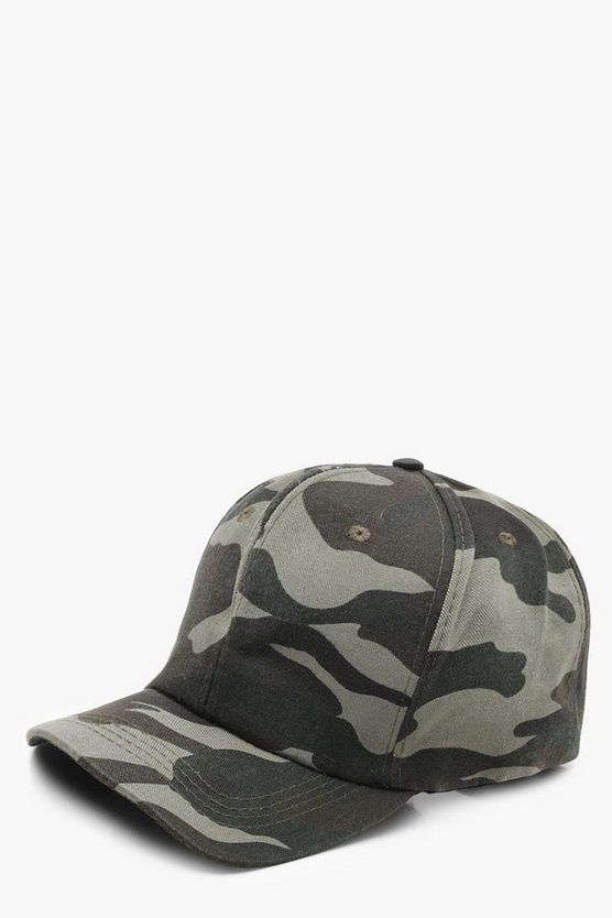Rosie All Over Camo Baseball Cap