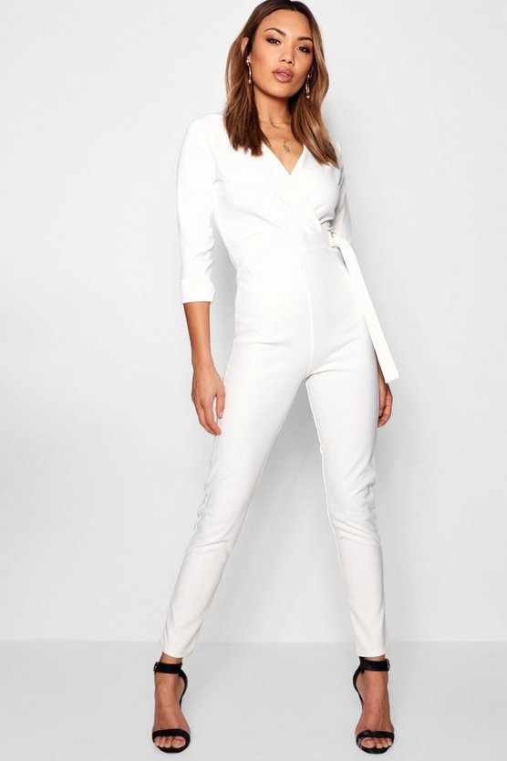 Wrap D-Ring Jumpsuit
