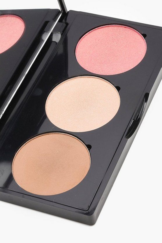 Technic Blush Bronze & Highlight Palette