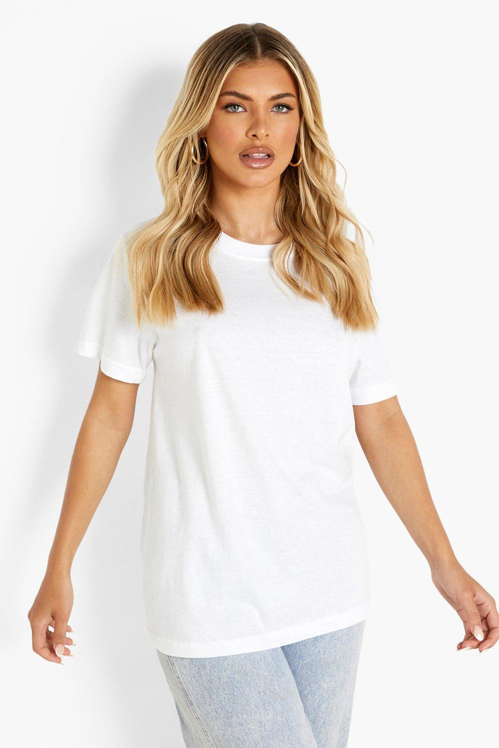 discount coupon exceptional range of styles and colors top-rated quality Basic Oversized Boyfriend T-shirt