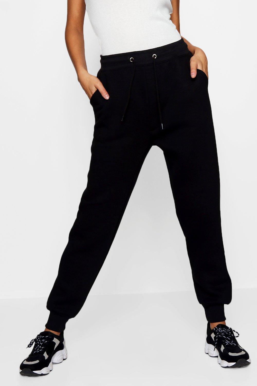 de de deporte negro Pantalones chándal básicos U4E0Spqqx