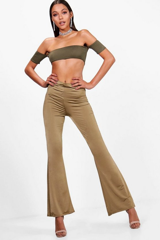 Slinky Longer Length Skinny Flare