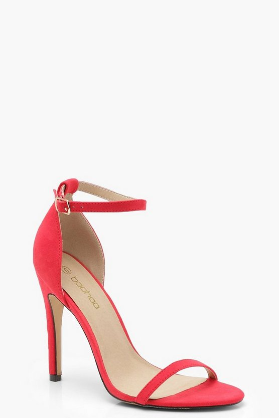 Womens Coral 2 Part Heels
