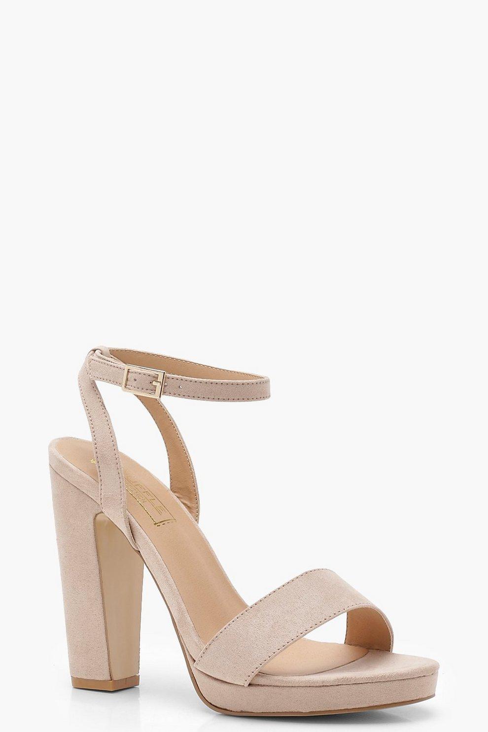 f251c028c8 Wrap Strap Platform Heels