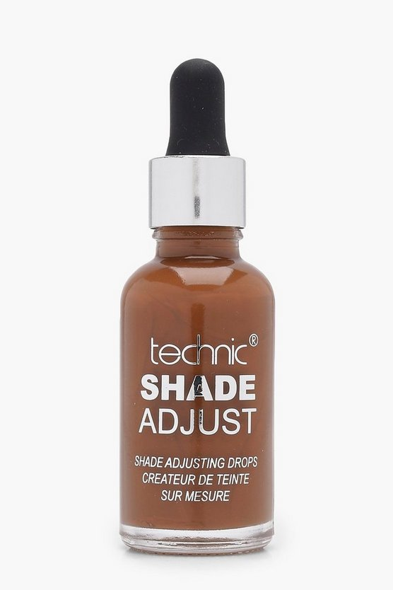 Technic Foundation Shade Adjusting Drops Dark