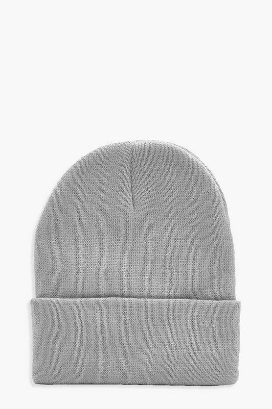 Zoe Basic Turn Up Beanie