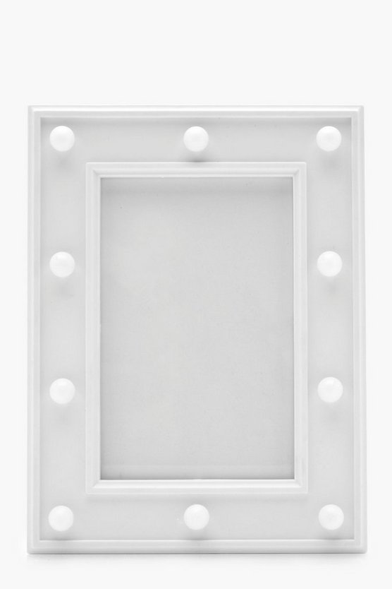 Hollywood Illuminated Photo Frame