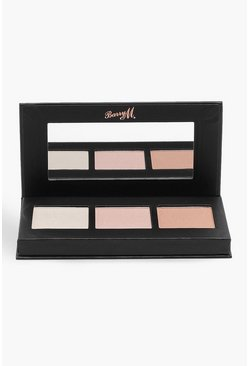 Barry M Illuminating Highlighting Palette, Кремовый, Женские