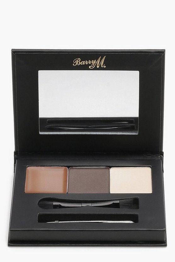 Barry M Brow Kit Medium/Dark