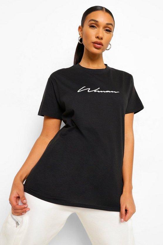 Woman Signature T-Shirt