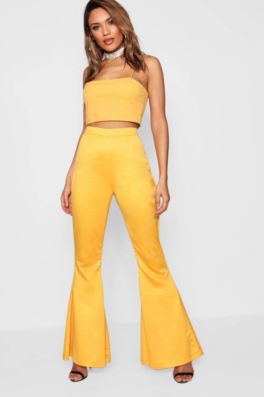 Boutique Flare Trouser