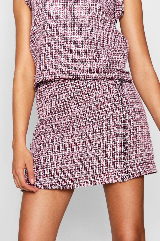 Skirt Skirt Mini Boucle Mini Boucle Boucle Mini aOnRnqxY