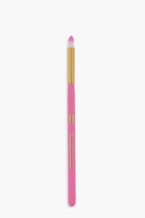 Womens Pink Concealer Brush