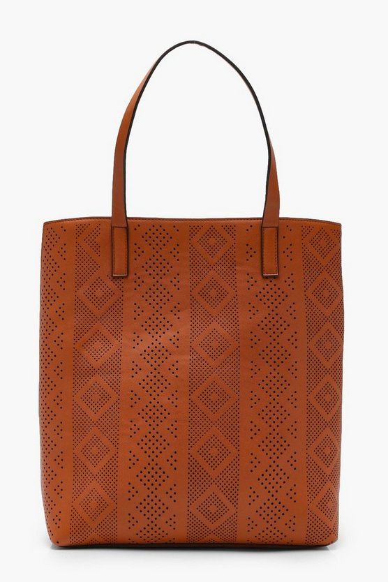 Laser Cut Shopper Bag