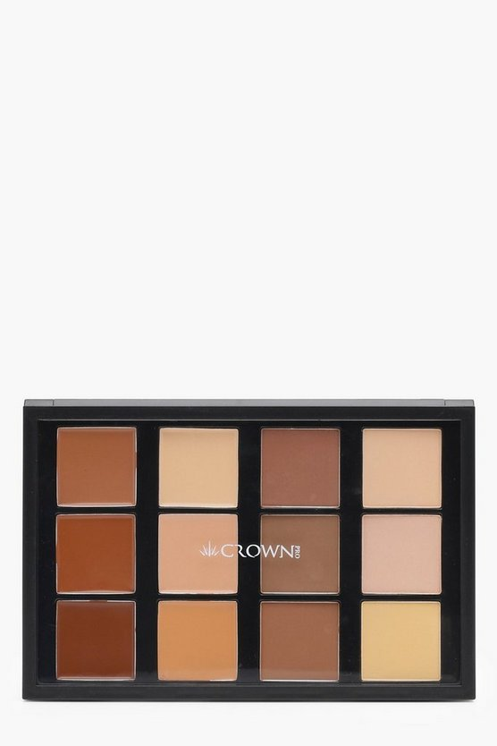 Brown Crown Pro Conceal And Contour Collection