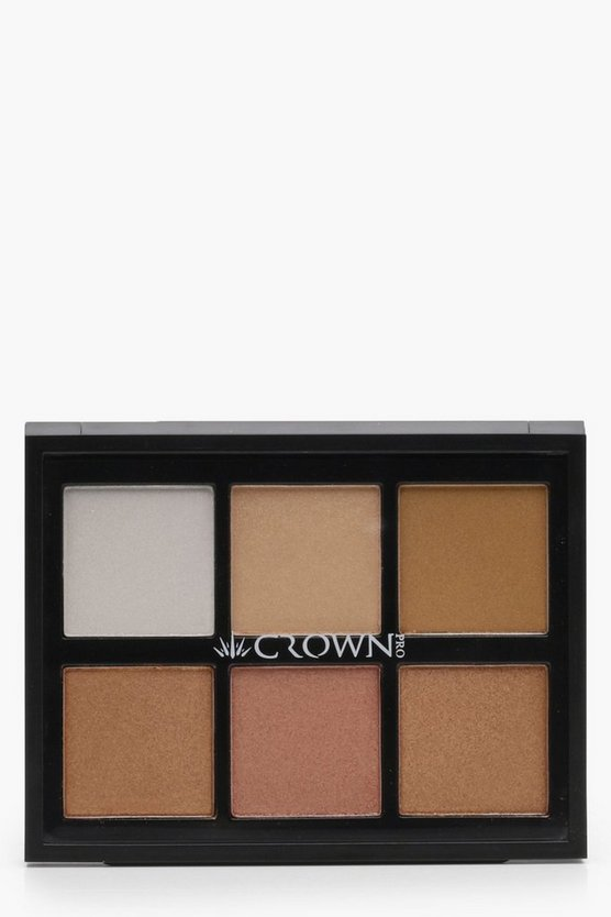Crown Bronze And Glow Palette