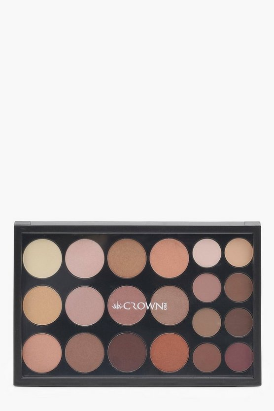 Crown Pro Eyeshadow Neutral Collection