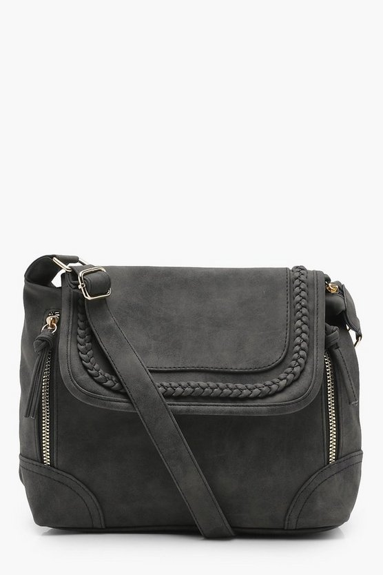 Laura Whipstitch Cross Body