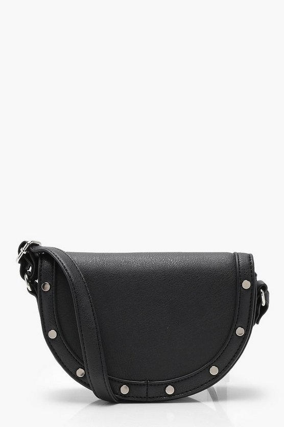 Semi Circle Saddle Bag