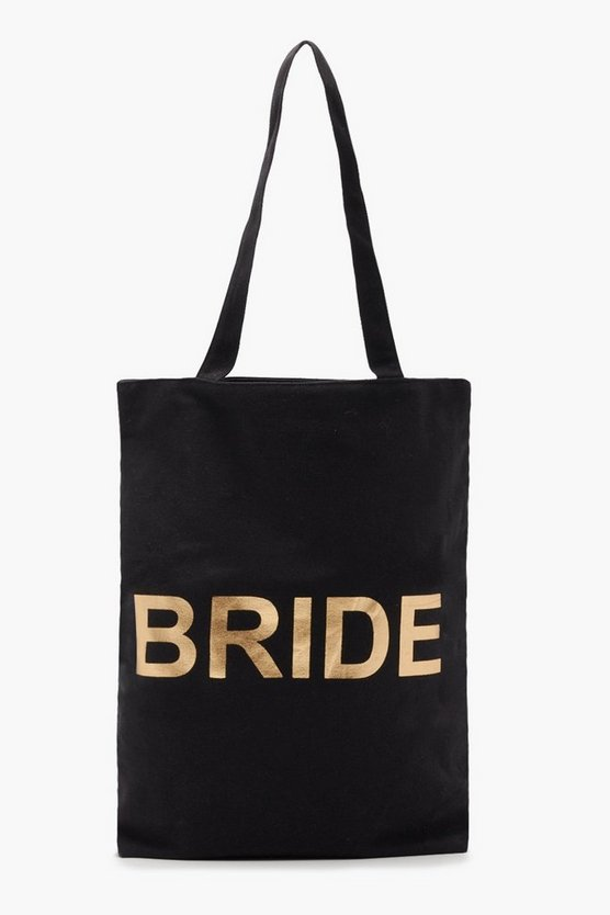 Julia Bride Slogan Shopper