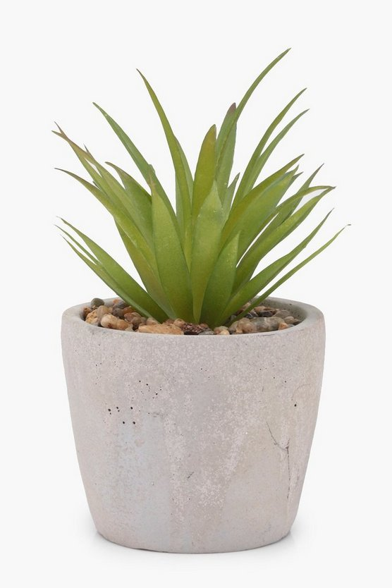 Ceramic Potted Faux Plant
