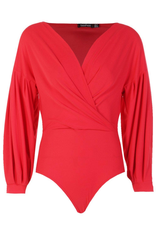 Twist Daisy Bodysuit Twist Twist Daisy red Bodysuit Front red Daisy Front Bodysuit Front Tz5nqwg