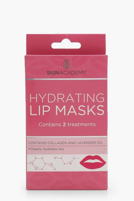Hydrating Lip Masks