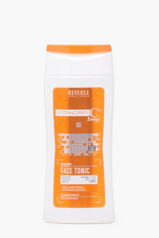 Tonique visage vitamine C