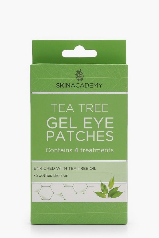 Tea Tree Gel Eye Patches
