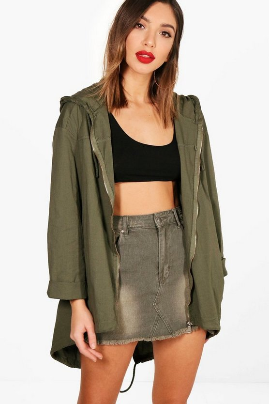 Verity Utility Festival Jacket