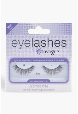 Black Invogue Glamourise Fuller Lashes
