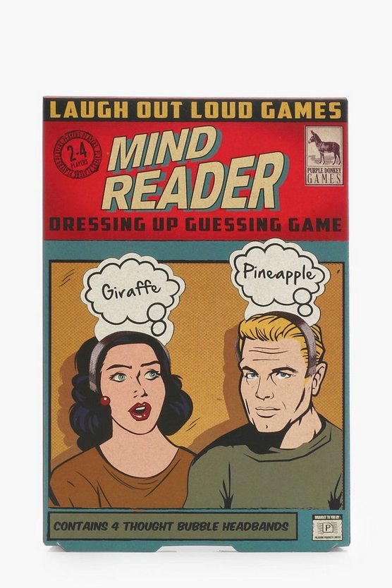 Mind Reader Party Game