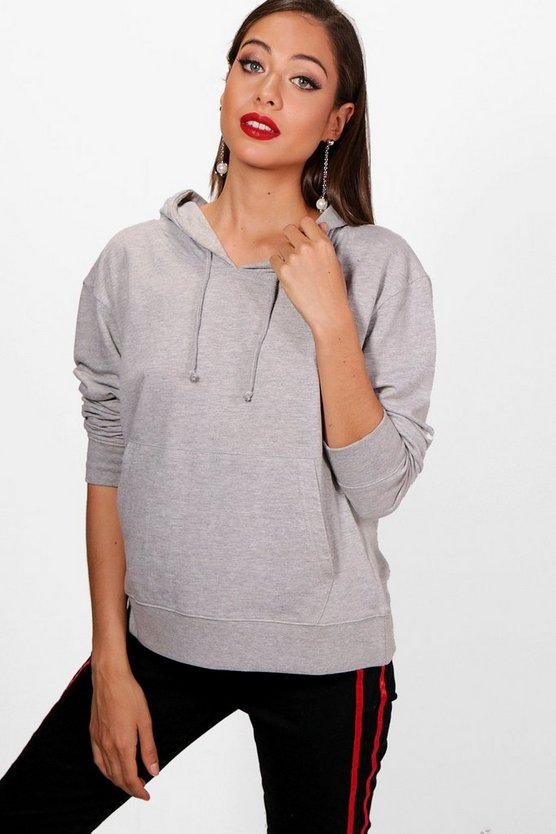 Evelyn Basic Oversized Hoody