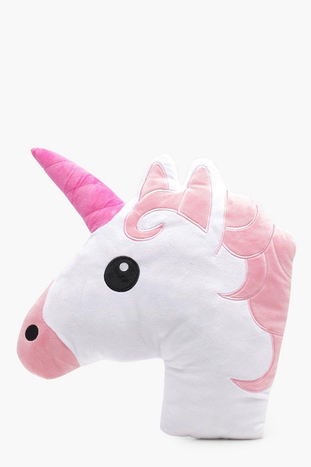 Unicorn Emoji Cushion