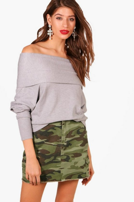 Bardot Soft Knit Jumper