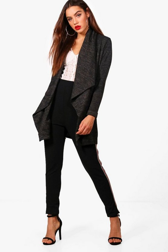 Leah Shawl Collar Cardigan