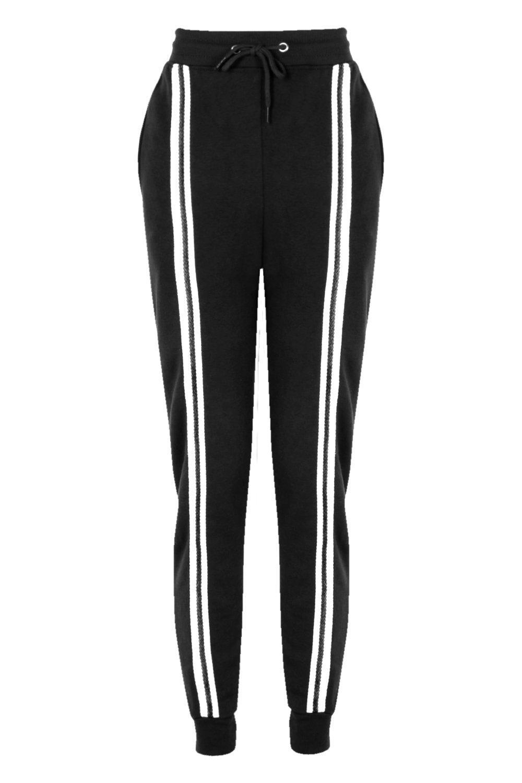 righe felpa a Pantaloni jogging davanti 5twFvq