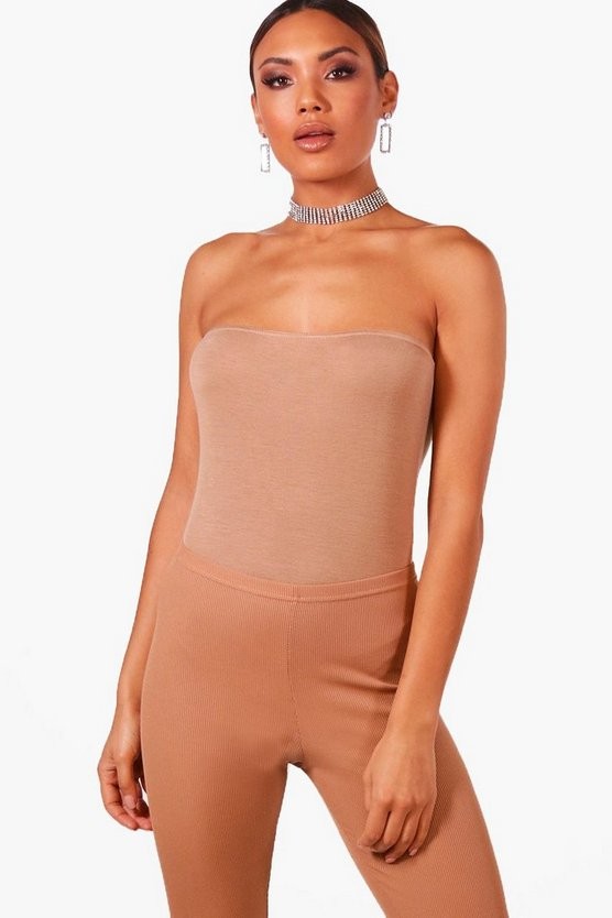 Basic Bandeau Bodysuit
