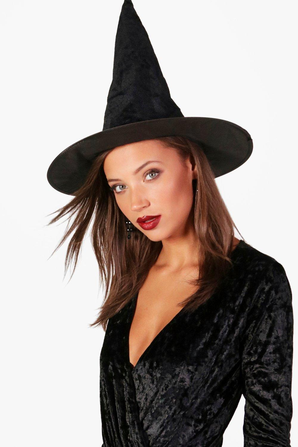 15a3780036b Velvet Witch Hat