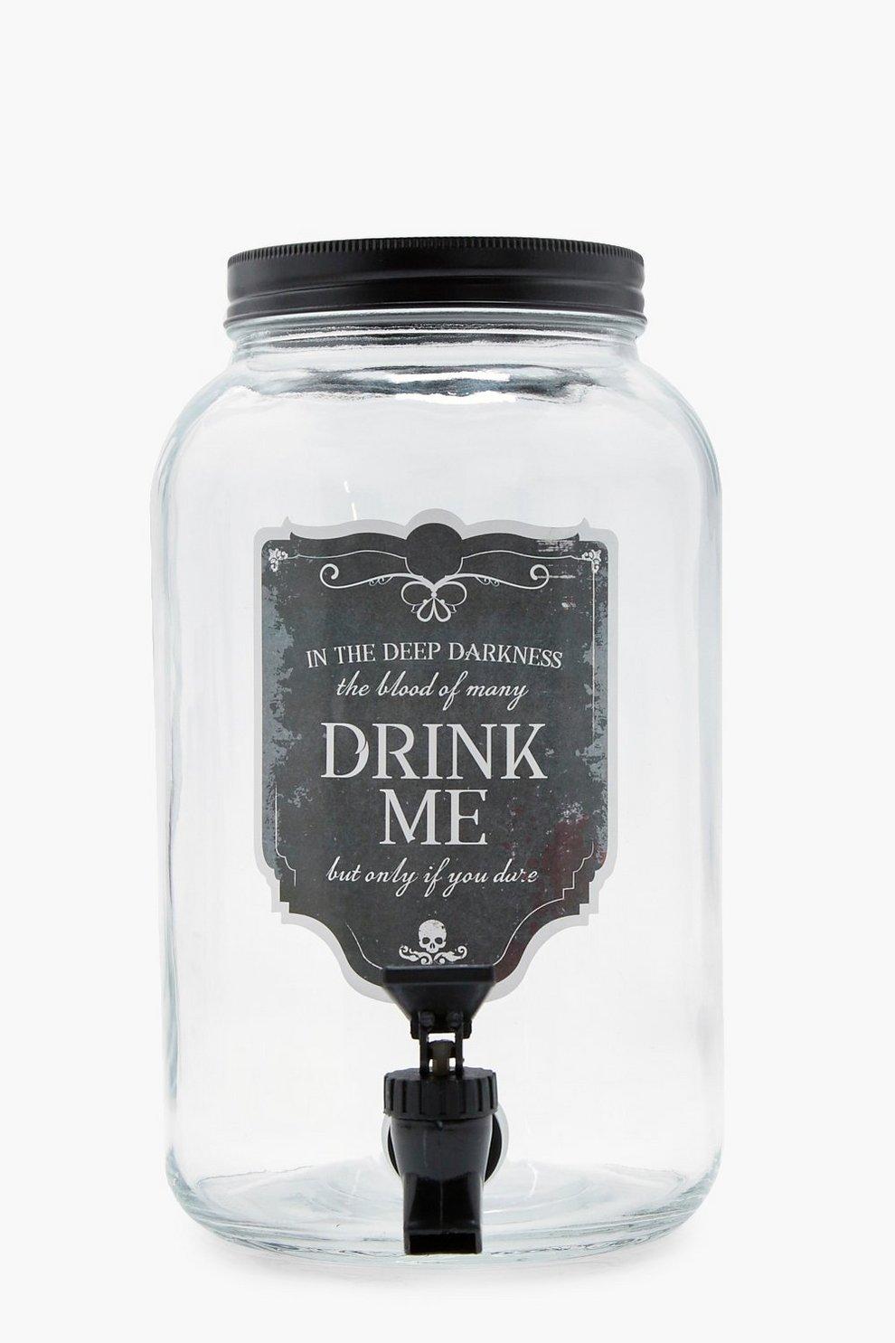 halloween drink dispenser | boohoo