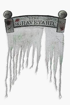 Halloween Doorway Curtain