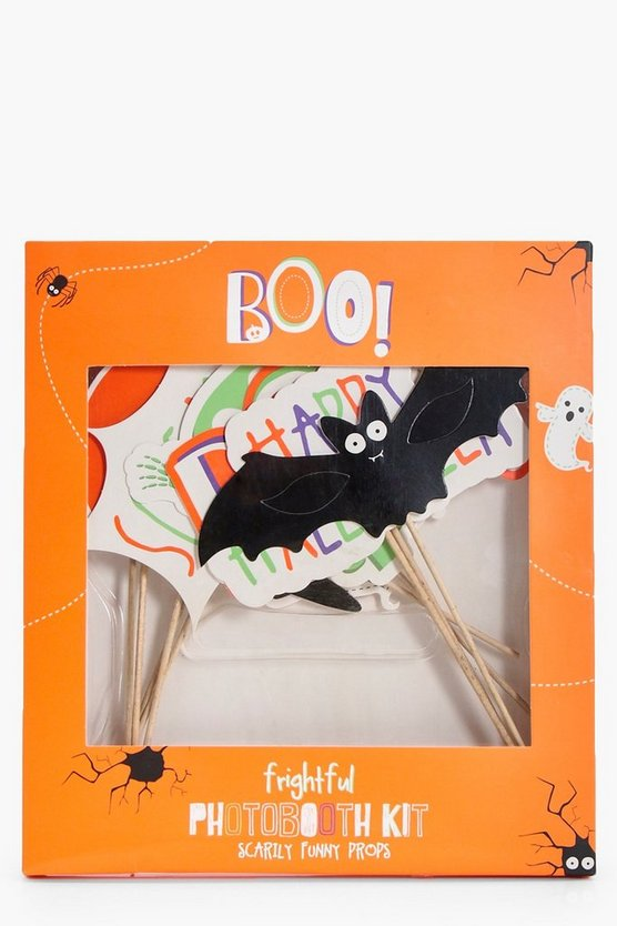 Womens Halloween Photo Props Set