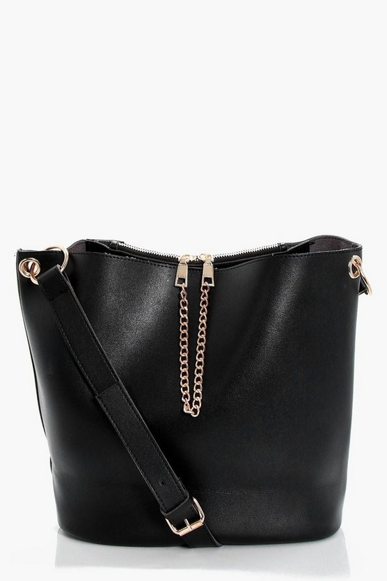 Natalie Chain Detail Day Bag