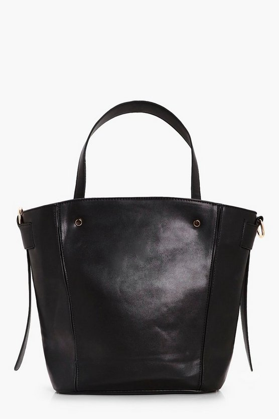 Lauren Diagonal Zip Day Bag